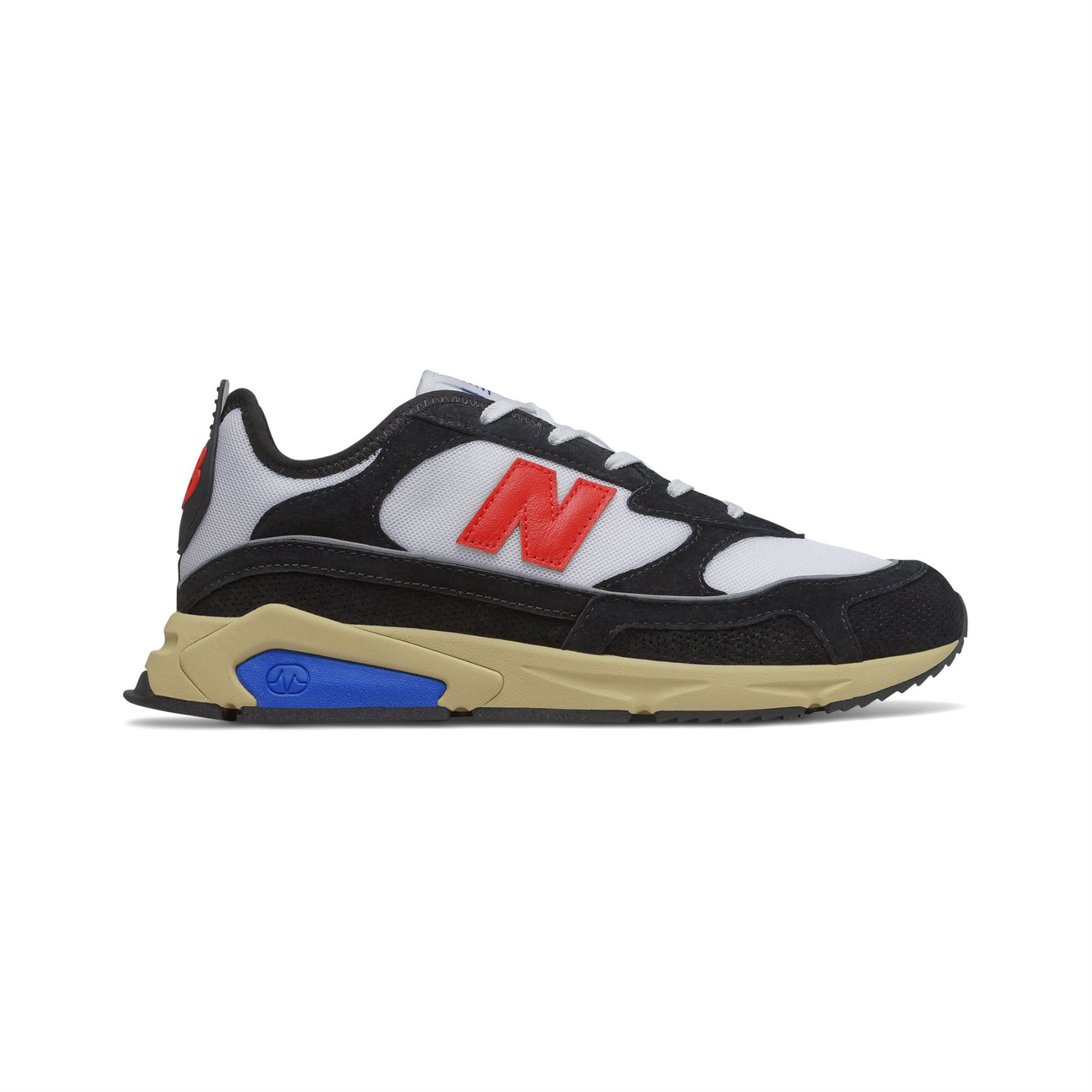 New Balance X-Runner Black / Red / White MSXRCSLG