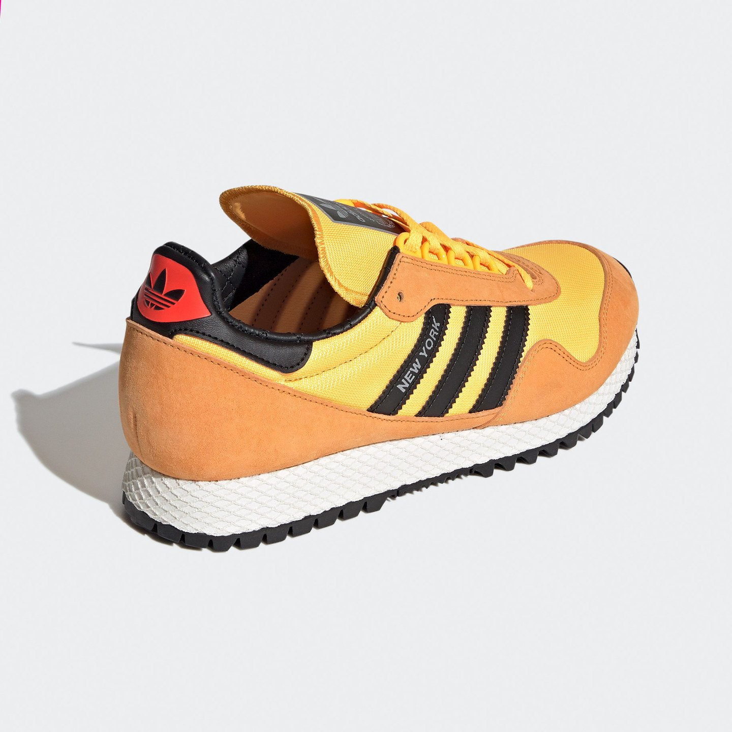 Adidas New York Yellow / Black / White FZ0738