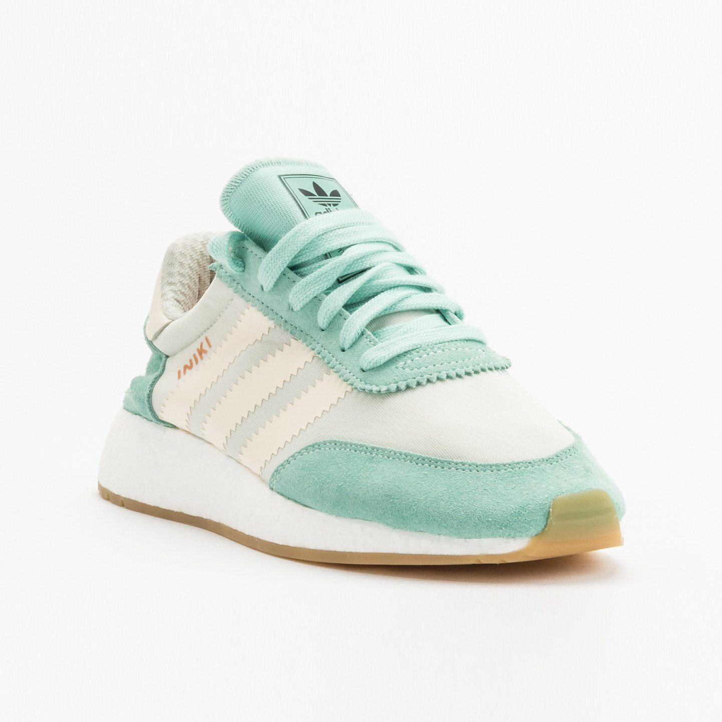 Adidas Iniki Runner W Easy Green / Cream White / Linen Green BA9994-39.33
