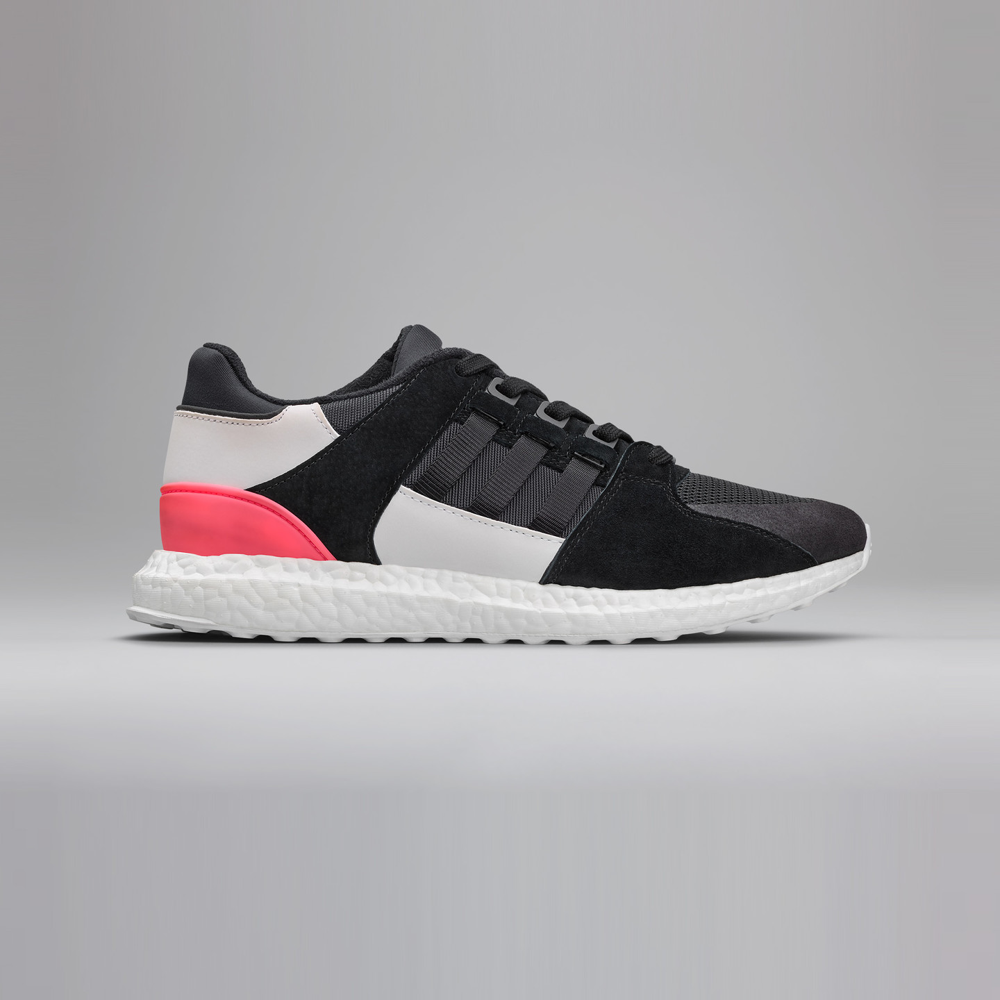 Adidas EQT Support Ultra Black / Turbo Red BB1237-42