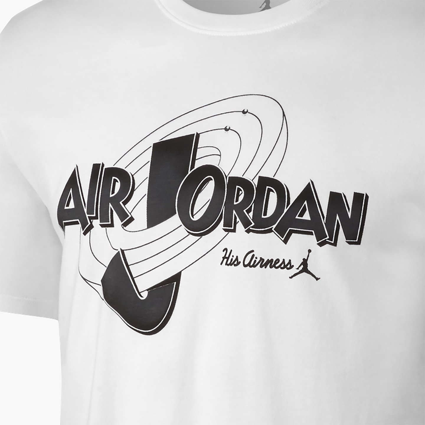Jordan Air Jordan 11 T-Shirt White / Black 823718-100-M