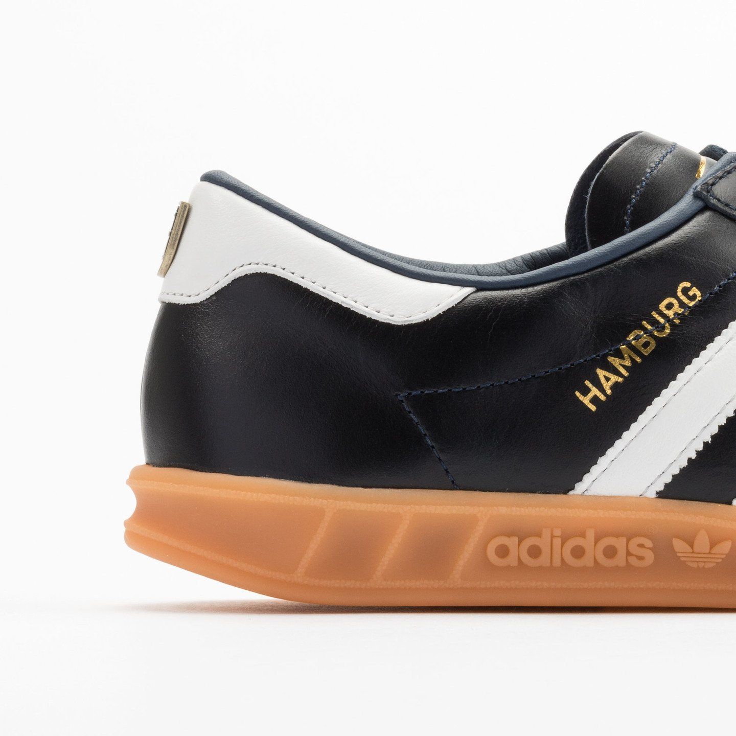 Adidas Hamburg - Made in Germany Navy / White / Gold / Gum S31602-46