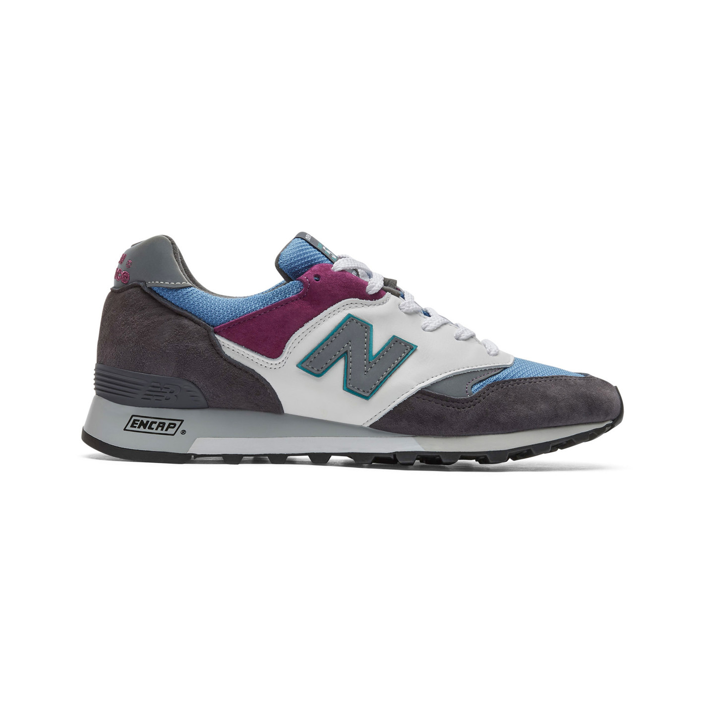 New Balance M577 GBP - Made in England Dark Grey / Blue / White M577GBP