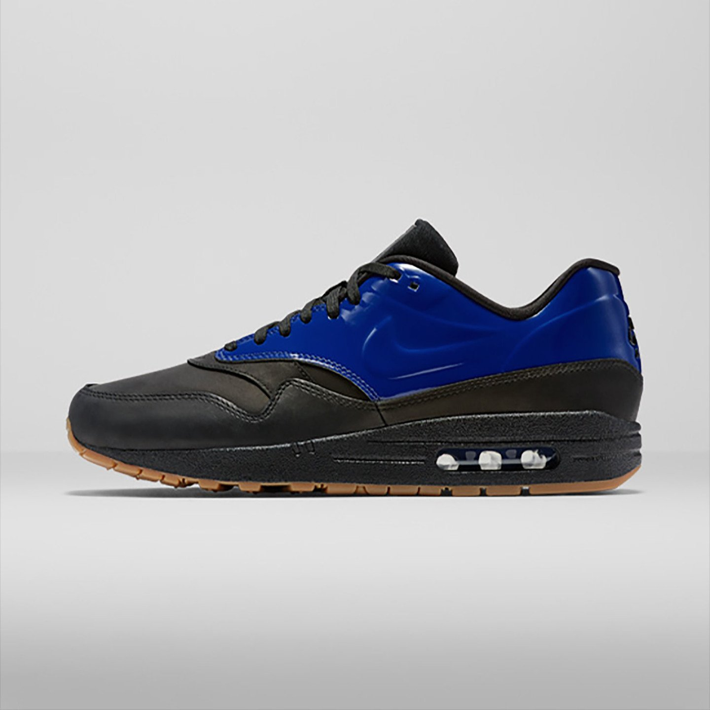 Nike Air Max 1 Vac Tech QS Deep Royal Blue / Black 831113-400-40
