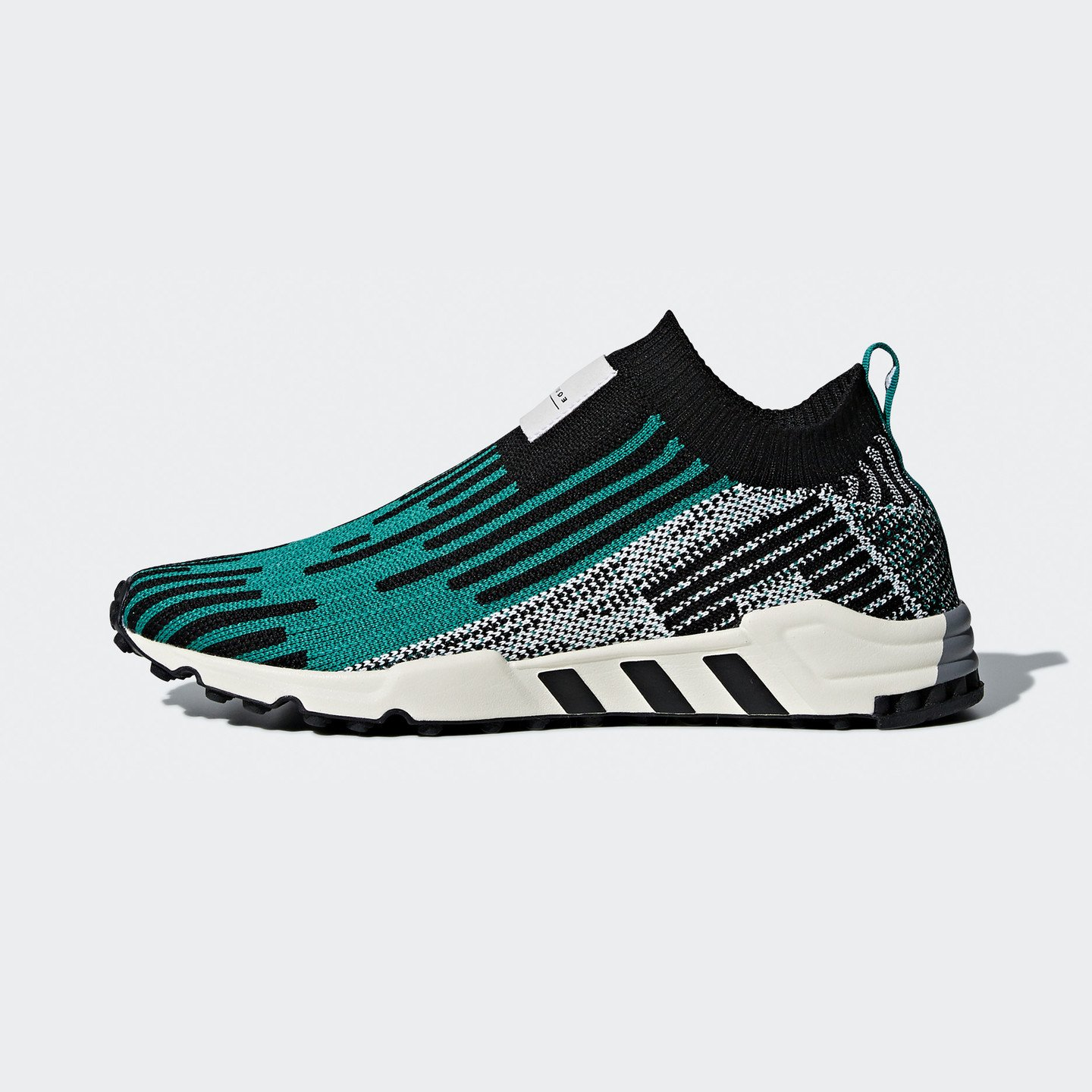 Adidas EQT Support Sk Primeknit Green / Core Black / Ftwr White B37523