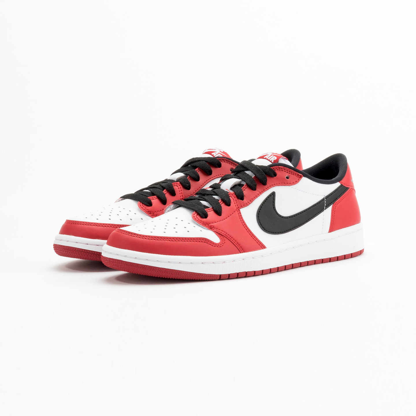 Nike Air Jordan 1 Retro Low OG 'Chicago' Varsity Red / Black / White 705329-600-44
