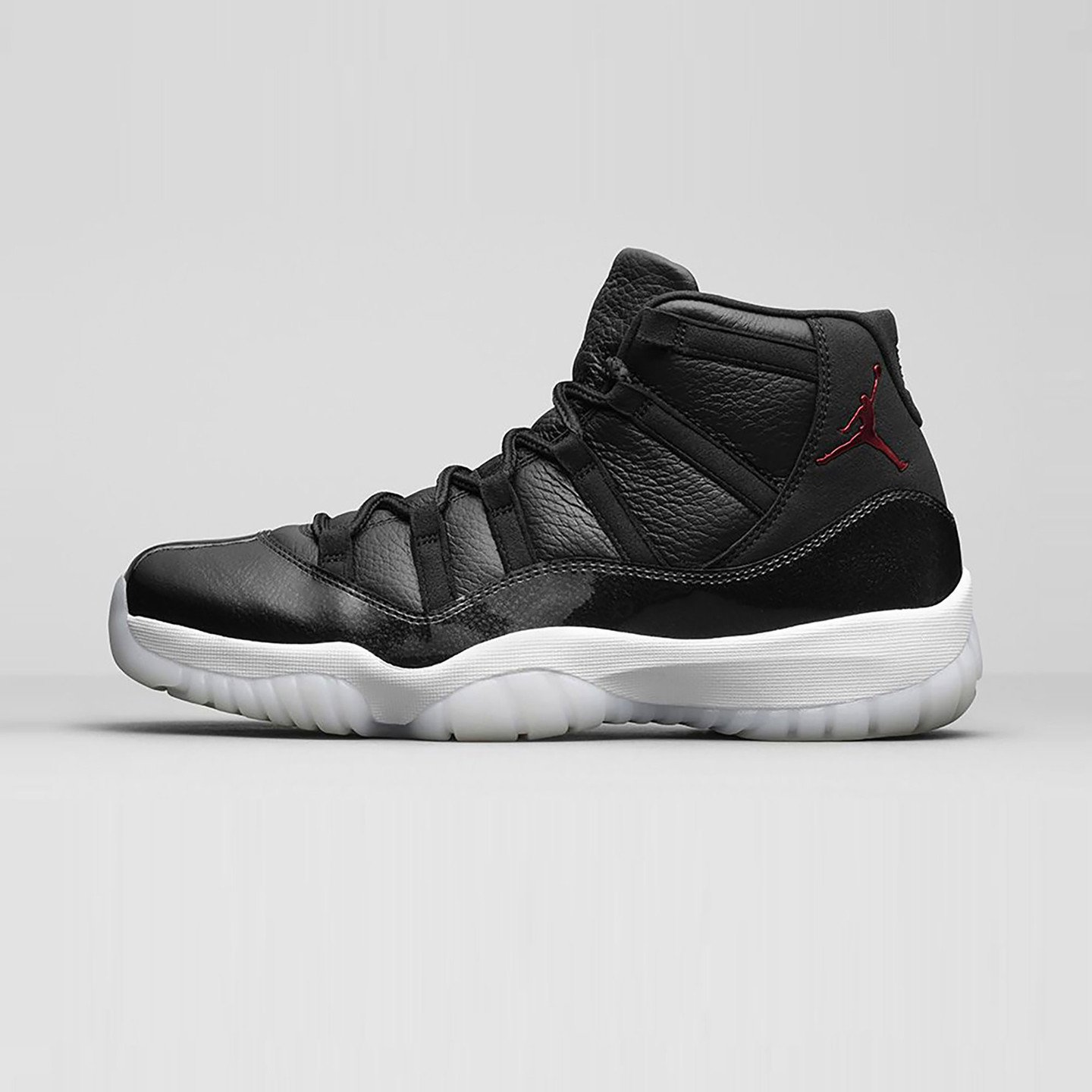 Jordan Air Jordan 11 Retro ´72-10´ Black / Gym Red / White / Anthracite 378037-002-44