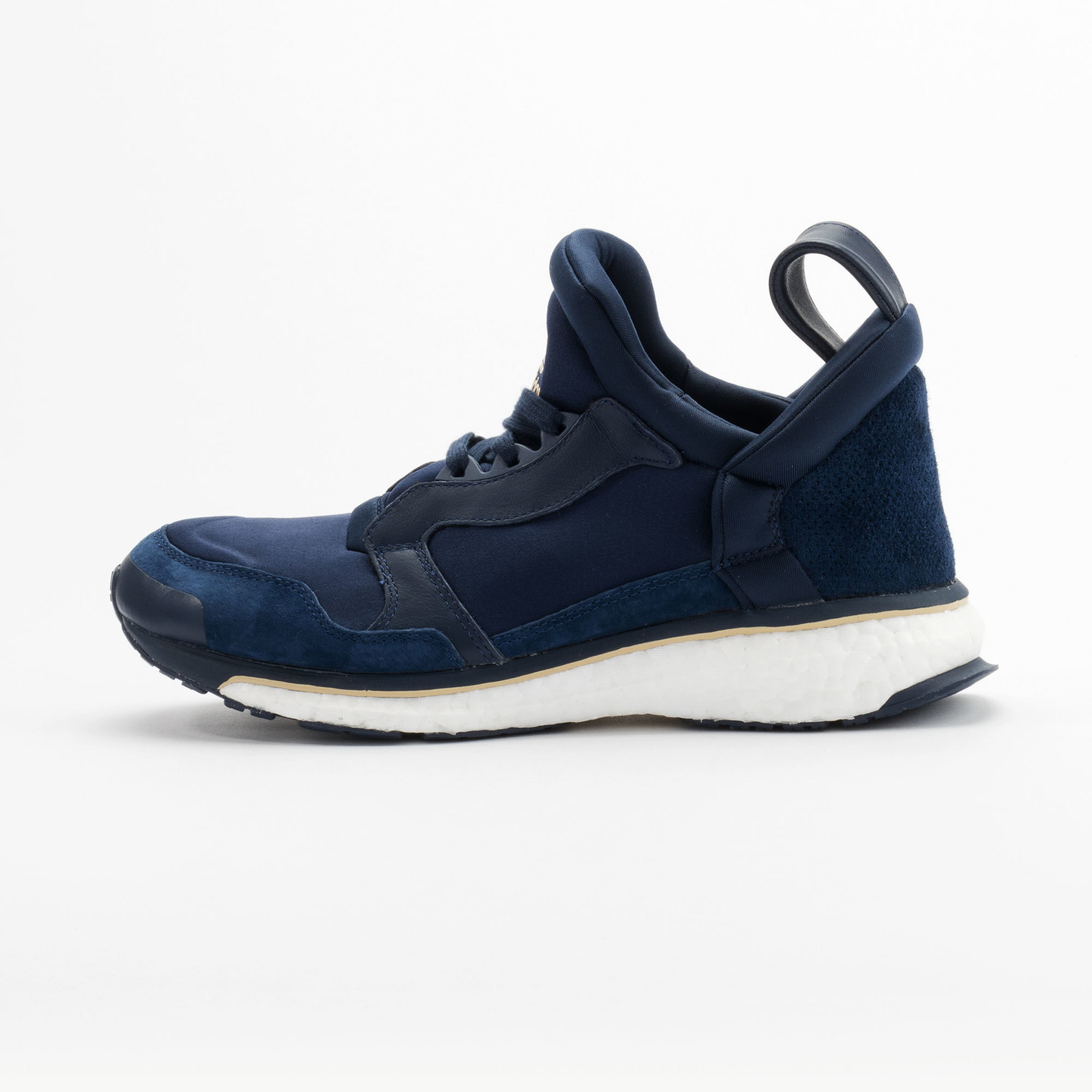 Adidas Blue Boost Indigo / White S81487-42