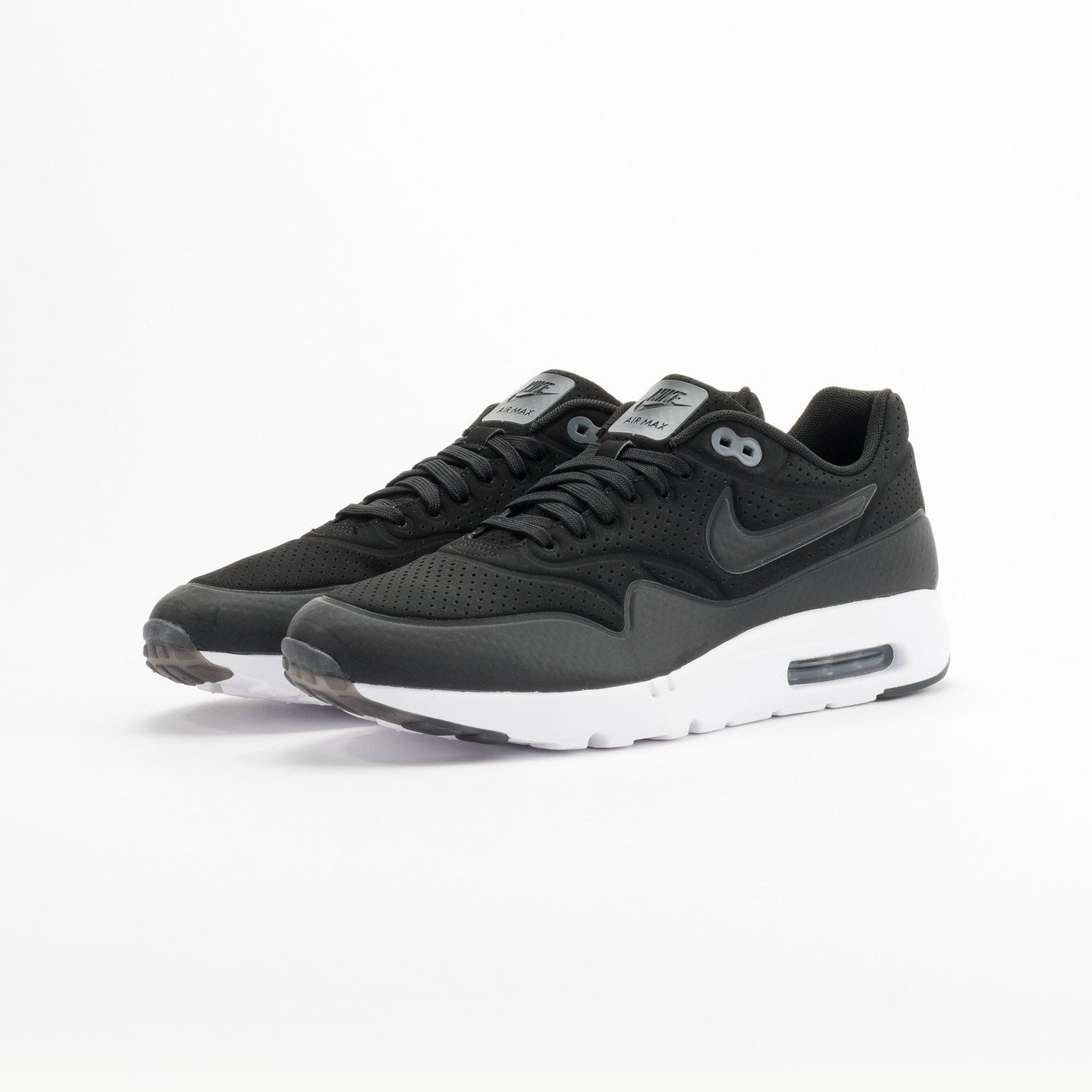 Nike Air Max 1 Ultra Moire Black Reflective / White 705297-010-45.5