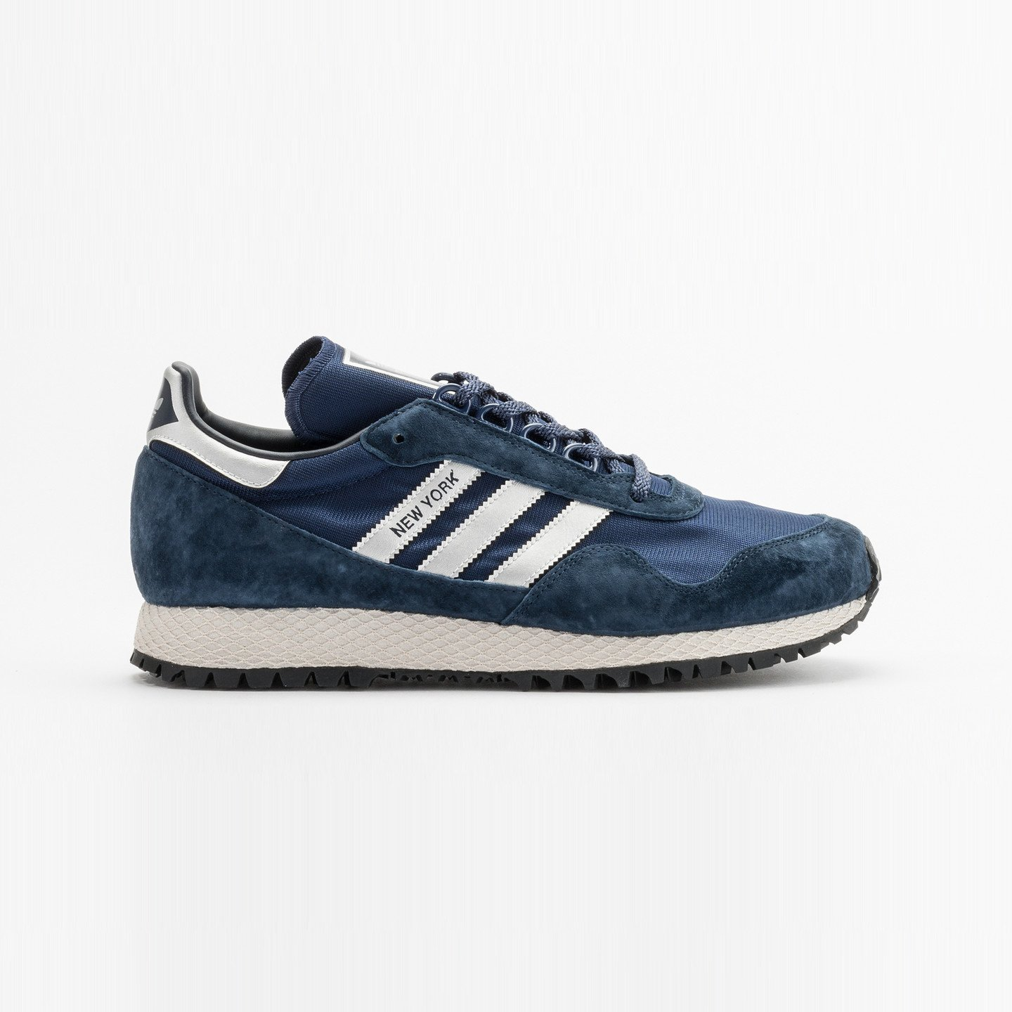 Adidas New York Collegiate Navy / Metallic Silver BB1188-45.33