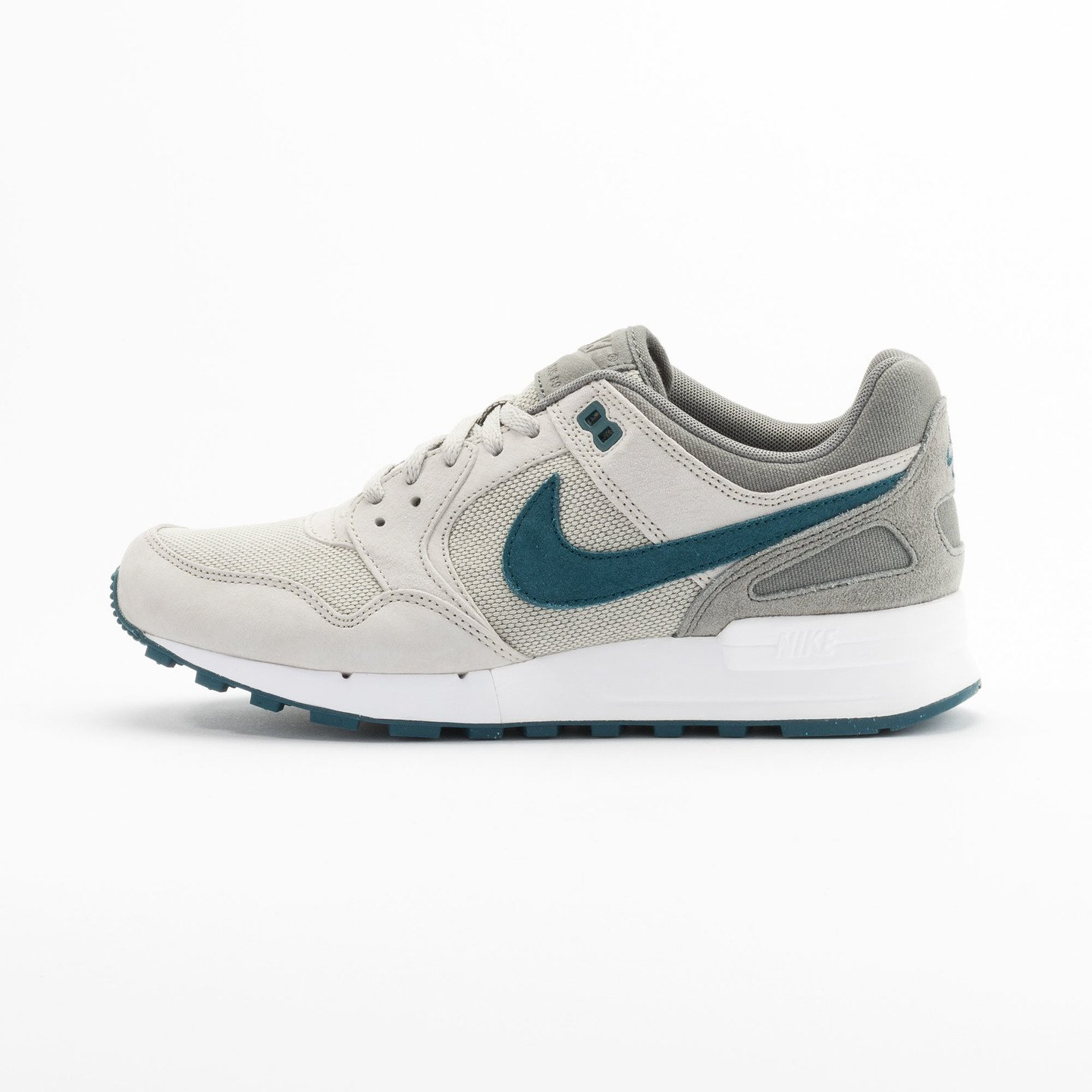 Nike Air Pegasus 89 Premium Lunar Grey / Teal - Tumbled Grey 724269-030-45.5