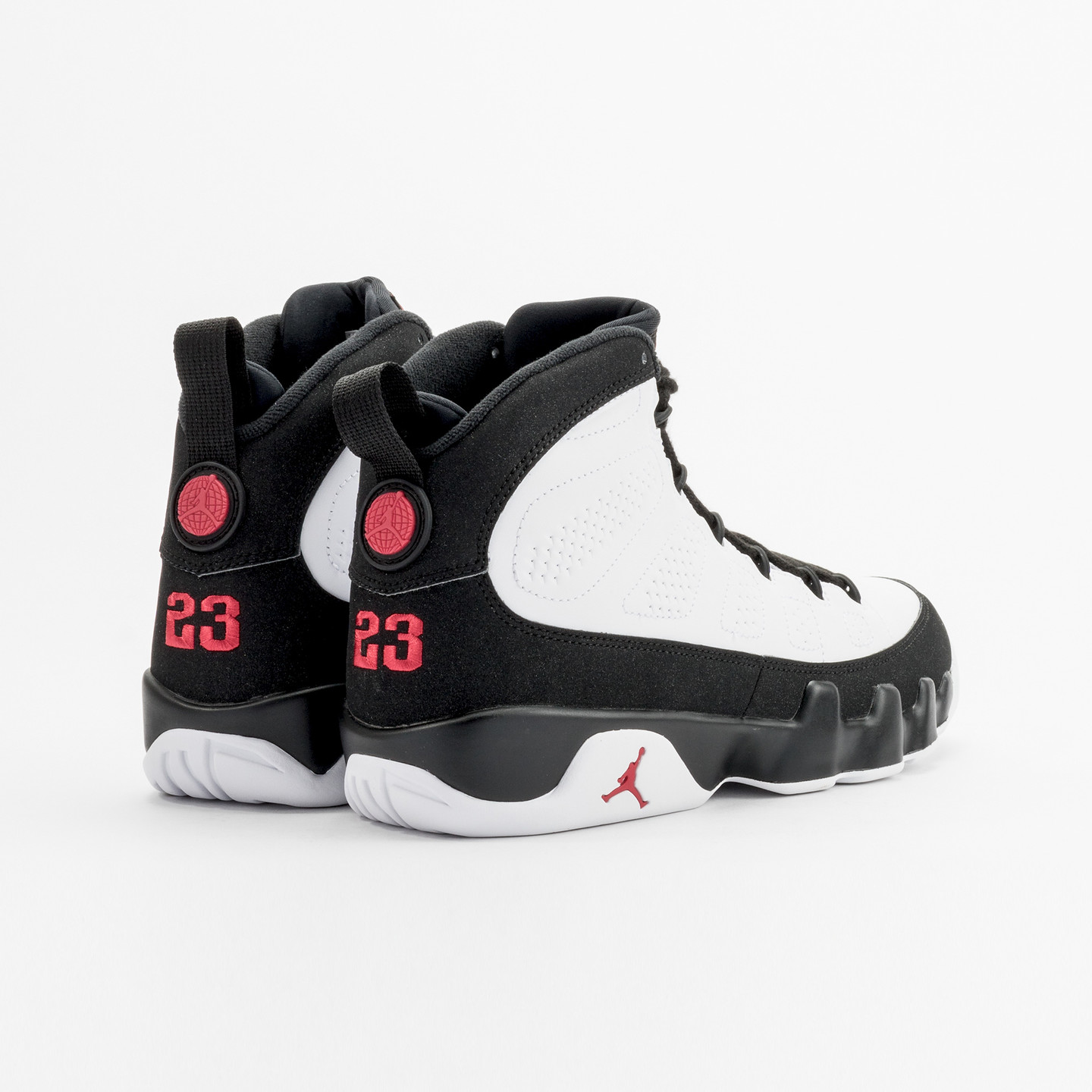Jordan Air Jordan 9 Retro OG White / True Red / Black 302370-112