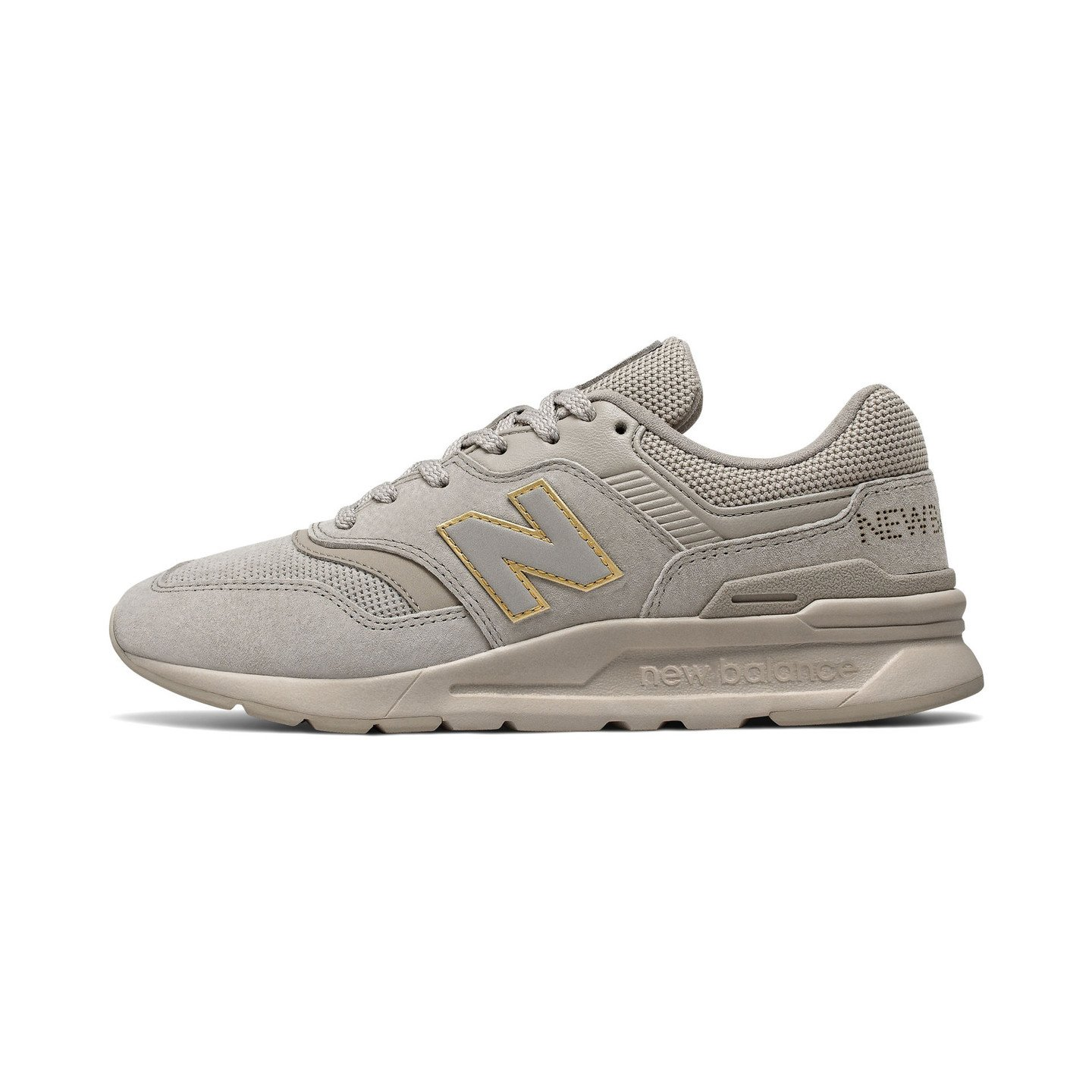 New Balance CW997 Alpaca / Metallic Gold CW997HCL