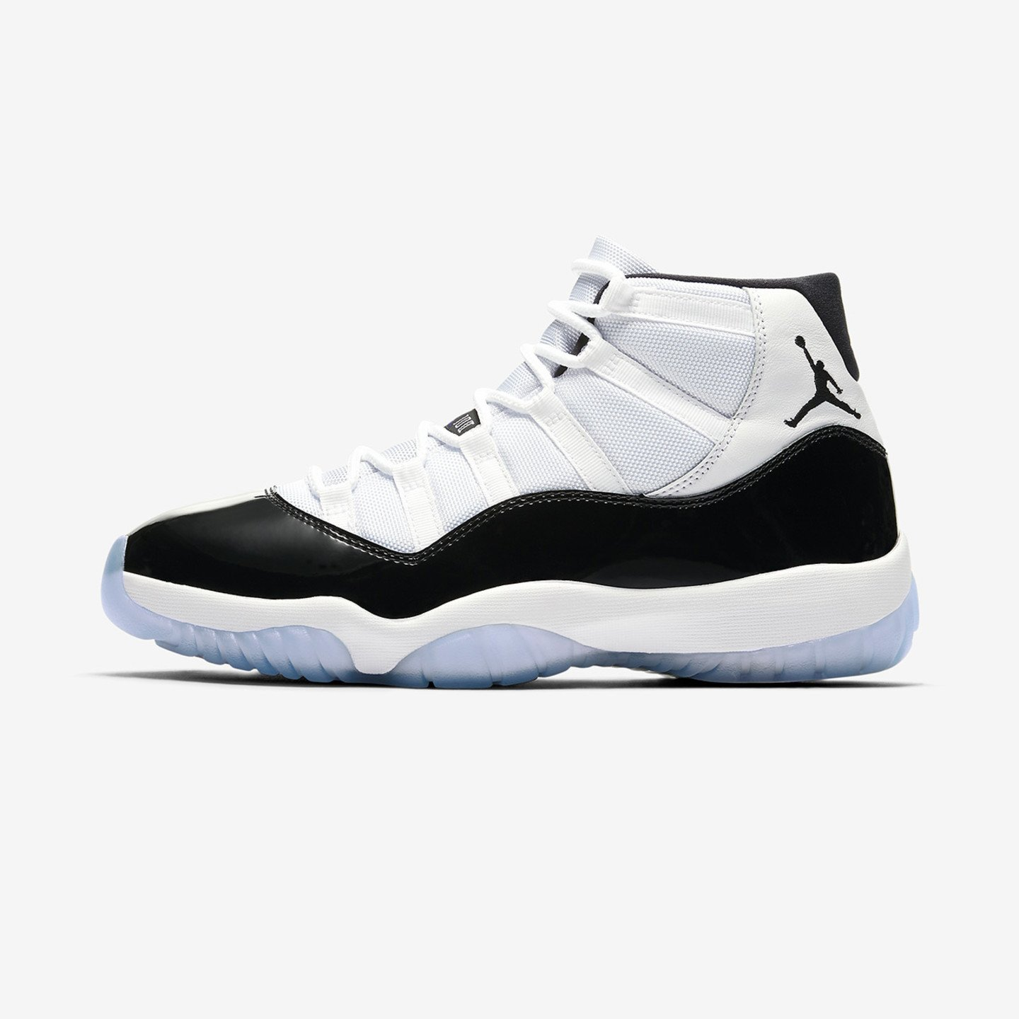 Jordan Air Jordan 11 Retro 'Concord' White / Black / Dark Concord 378037-100