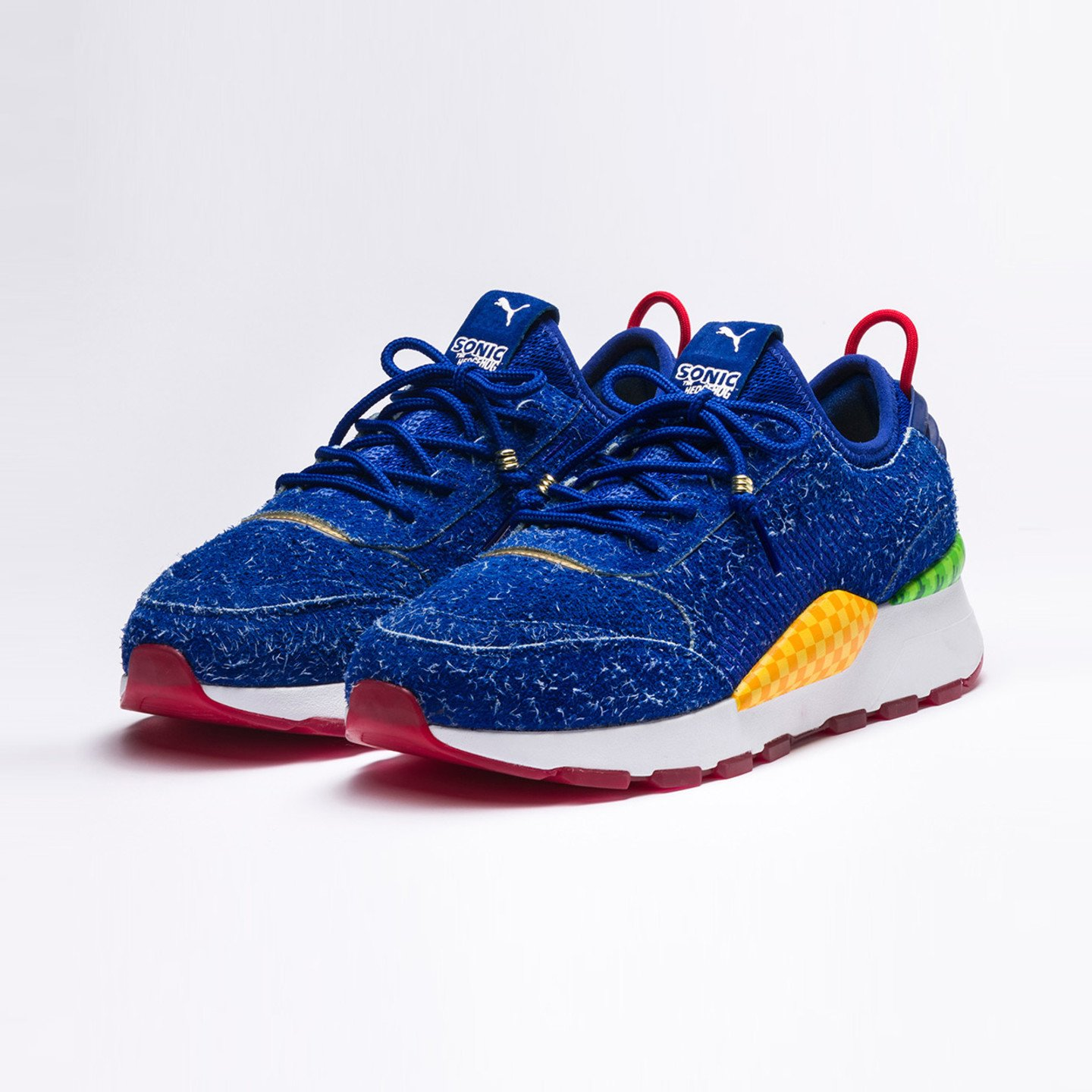 Puma RS-0 x SEGA 'Sonic the Hedgehog' Surf The Web Blue 368276 01