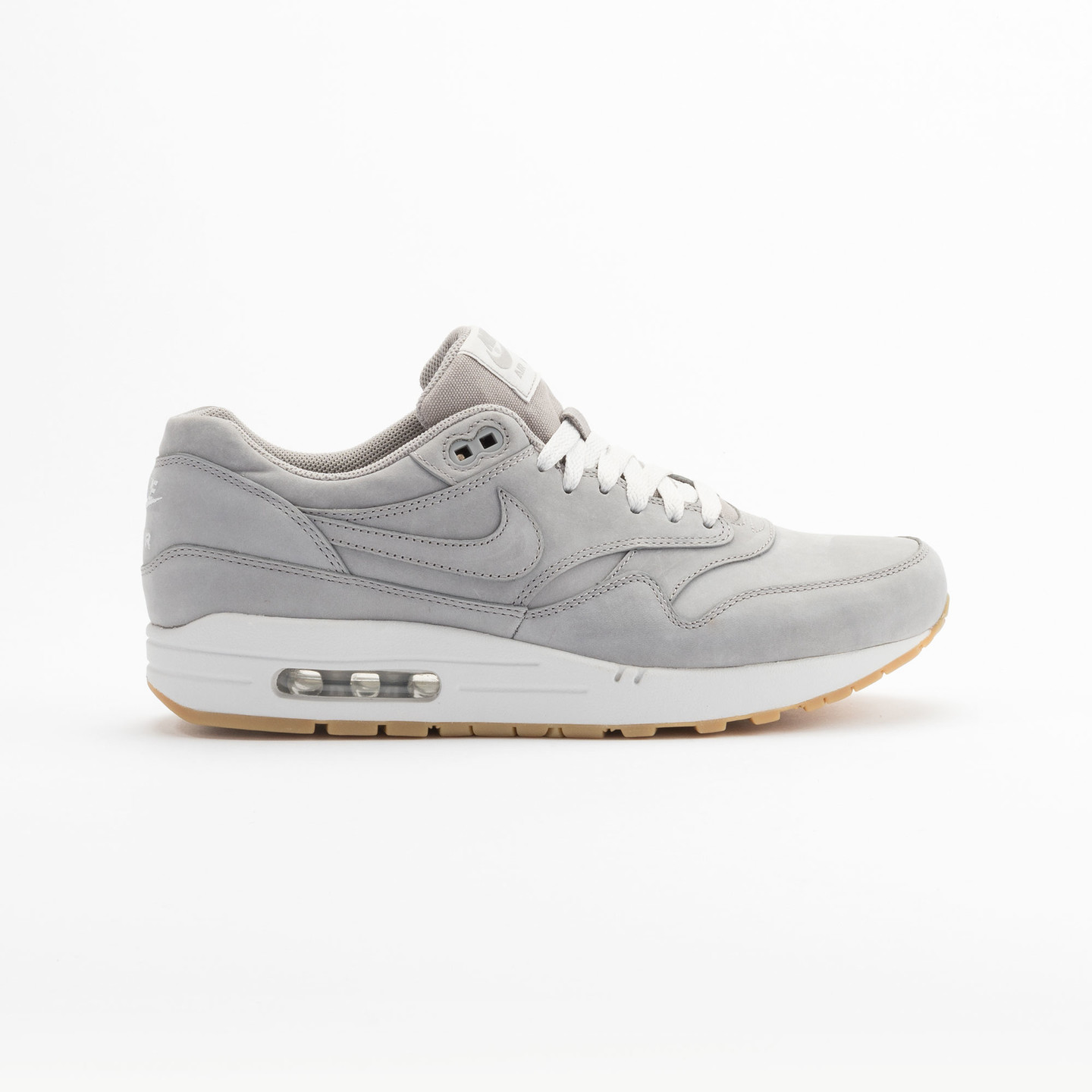 Nike Air Max Leather Premium Medium Grey 705282-005-44.5