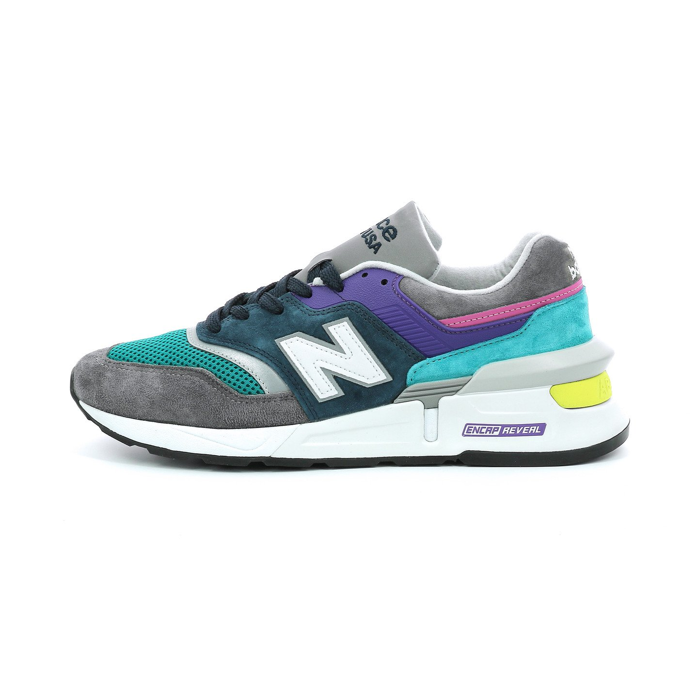 New Balance M997 Sport - Made in USA Grey / Multi M997SMG