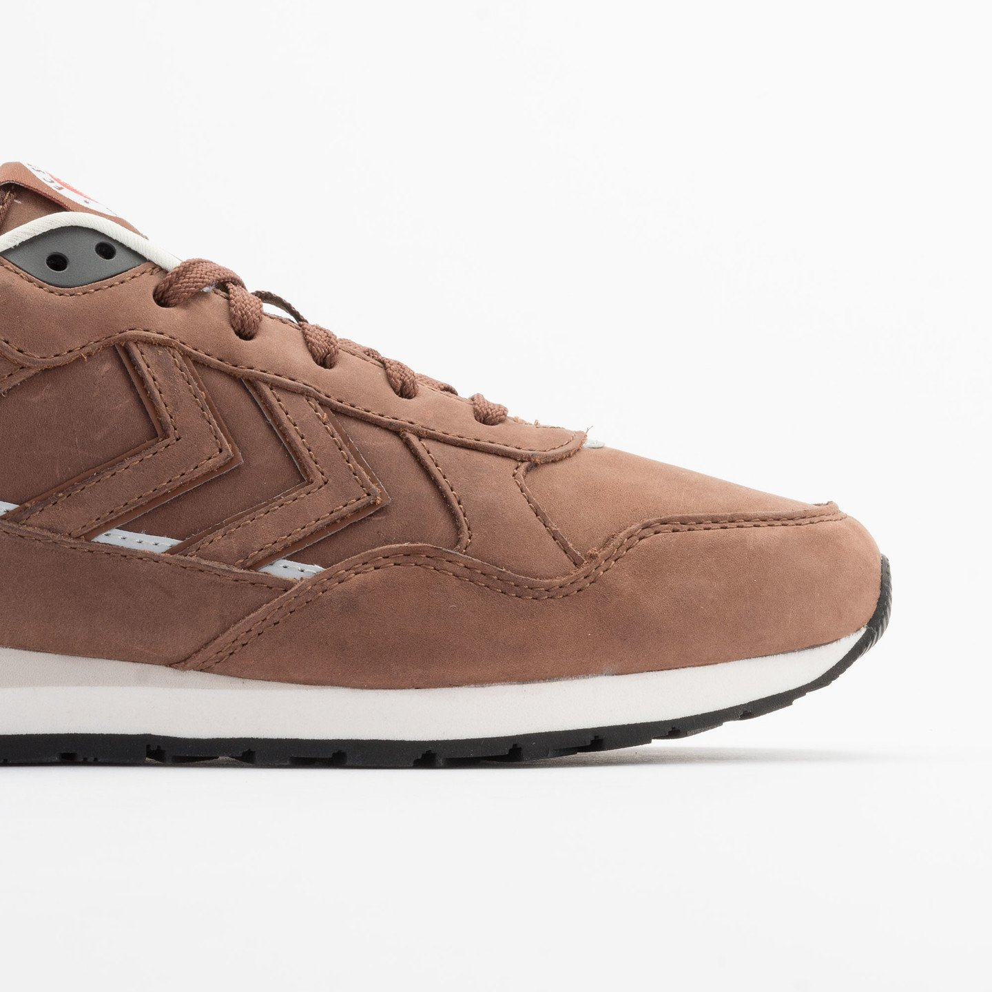 Hummel Marathona Low x St.Pauli Dark Brown 63-821-8225-41