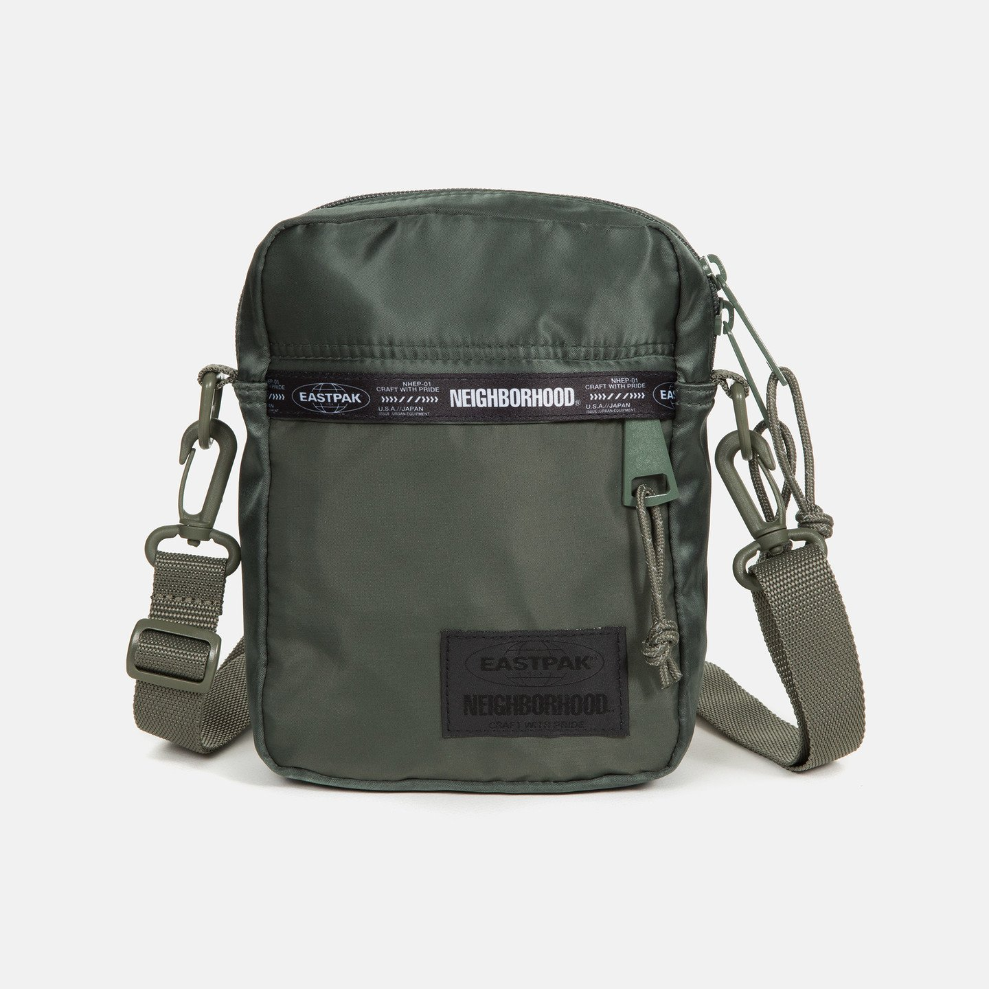 Eastpak NBHD Pusher Bag One Flight Jacket Olive EK83EA67