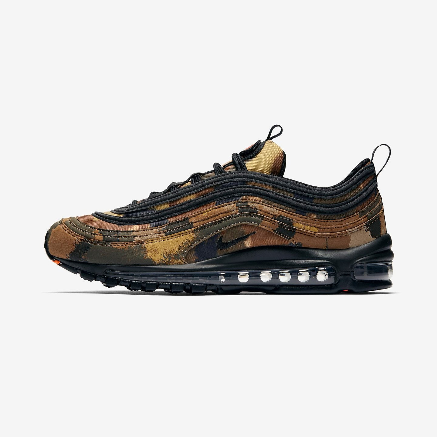 hot sales 0fb42 c474e ... closeout nike air max 97 premium italy camo ale brown black cargo khaki  c0095 f49f6