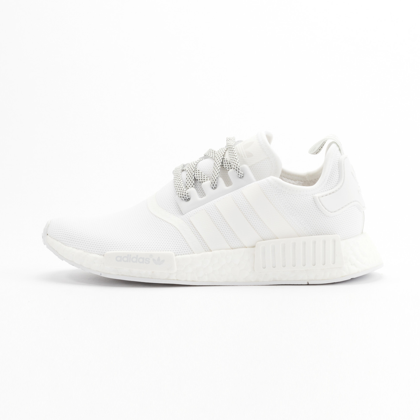 Adidas NMD R1 Runner Triple White S31506-44.66