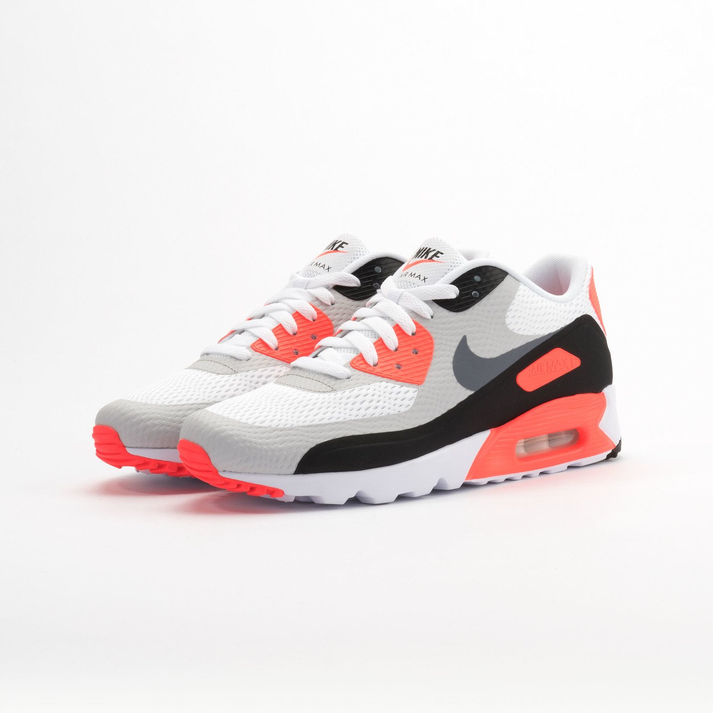 Nike Air Max 90 OG Essential White / Black / Infrared 819474-106-46