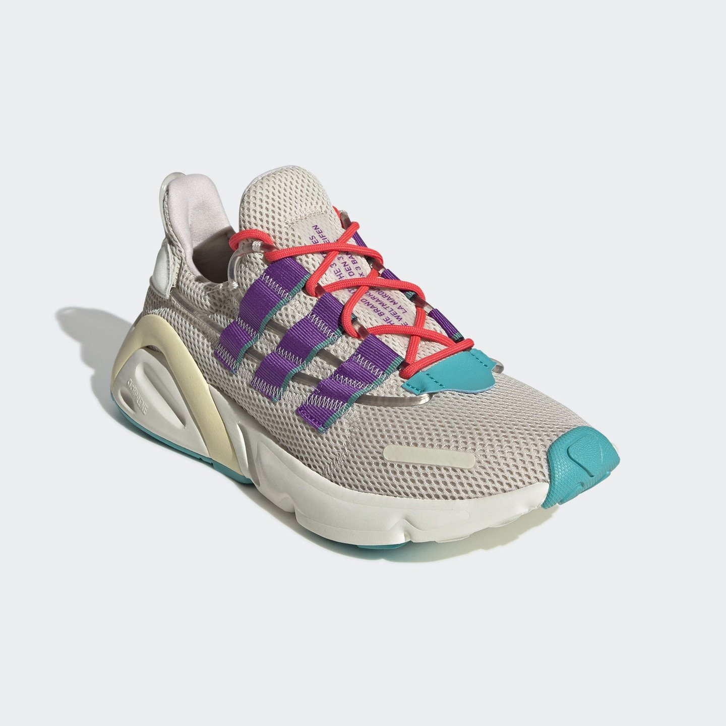 Adidas LXCON OG Clear Brown/Active Purple/Shock Red EE7403