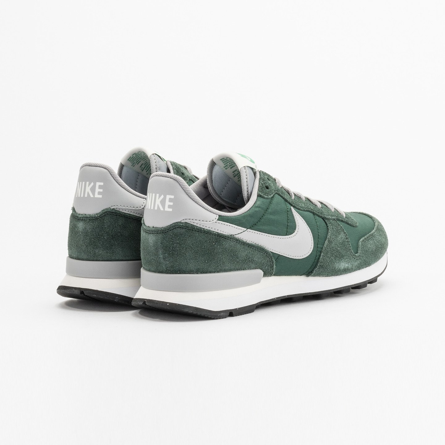 Nike Internationalist Gorge Green / Matte Silver 828041-300-43