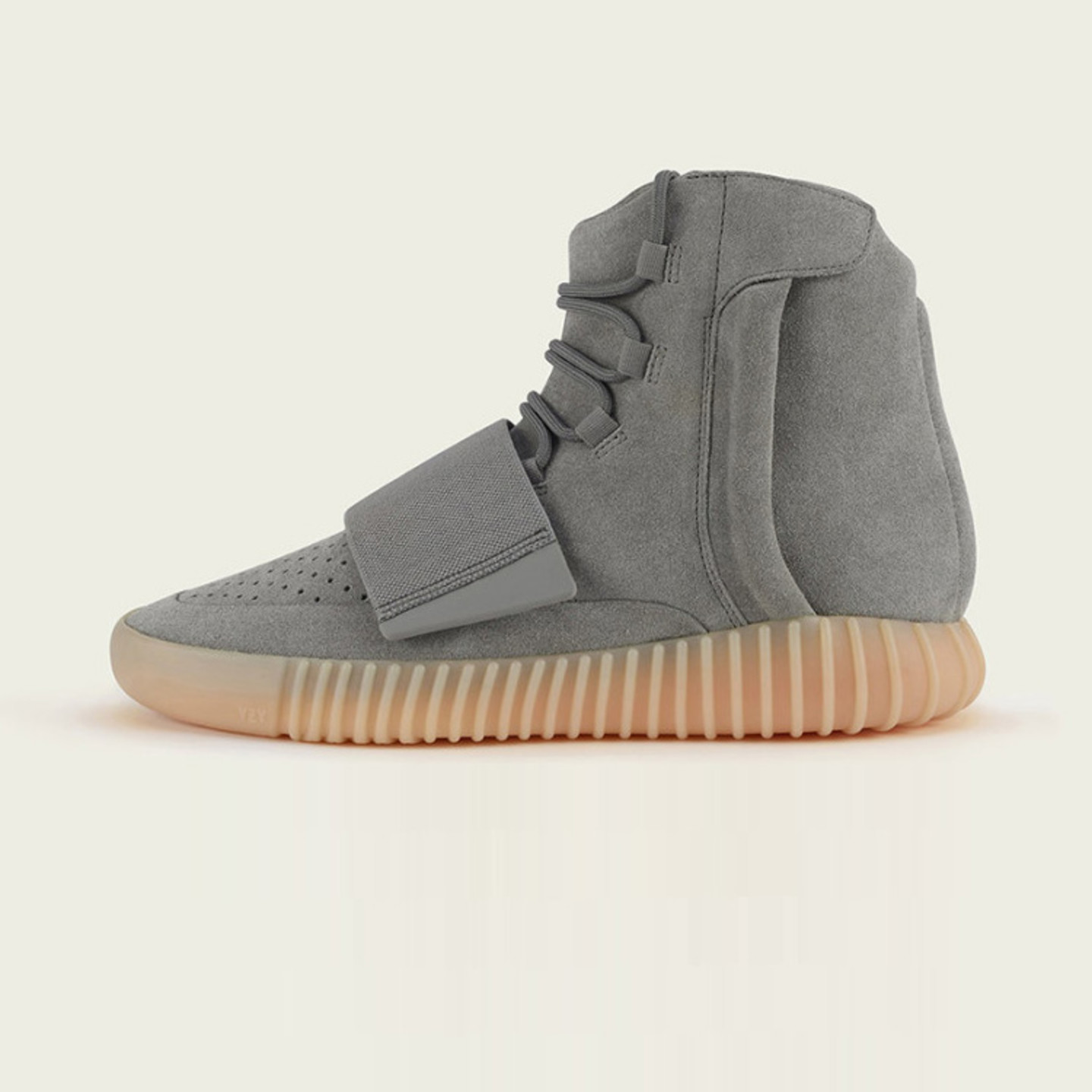 Adidas Yeezy Boost 750 Light Grey / Light Grey / Gum BB1840