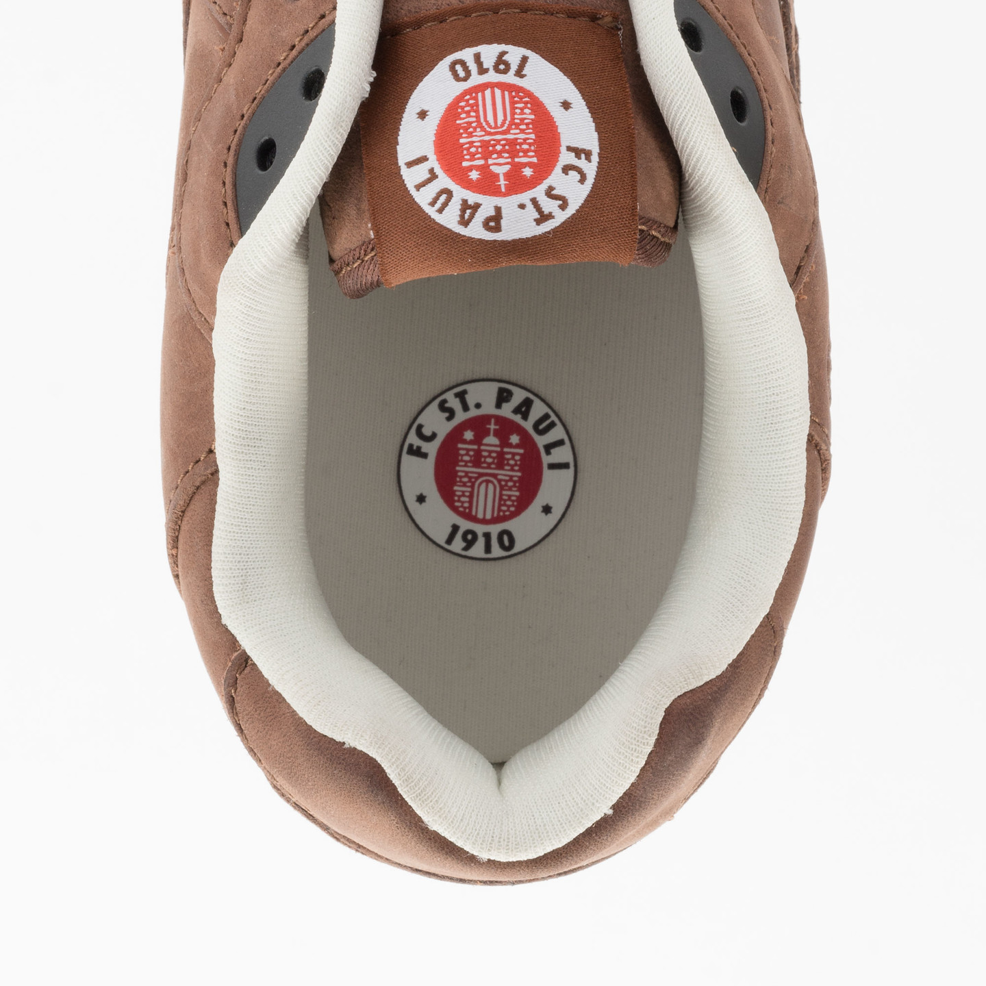 Hummel Marathona Low x St.Pauli Dark Brown 63-821-8225-42