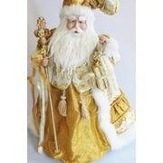 Royal Santa gold/creme 46cm