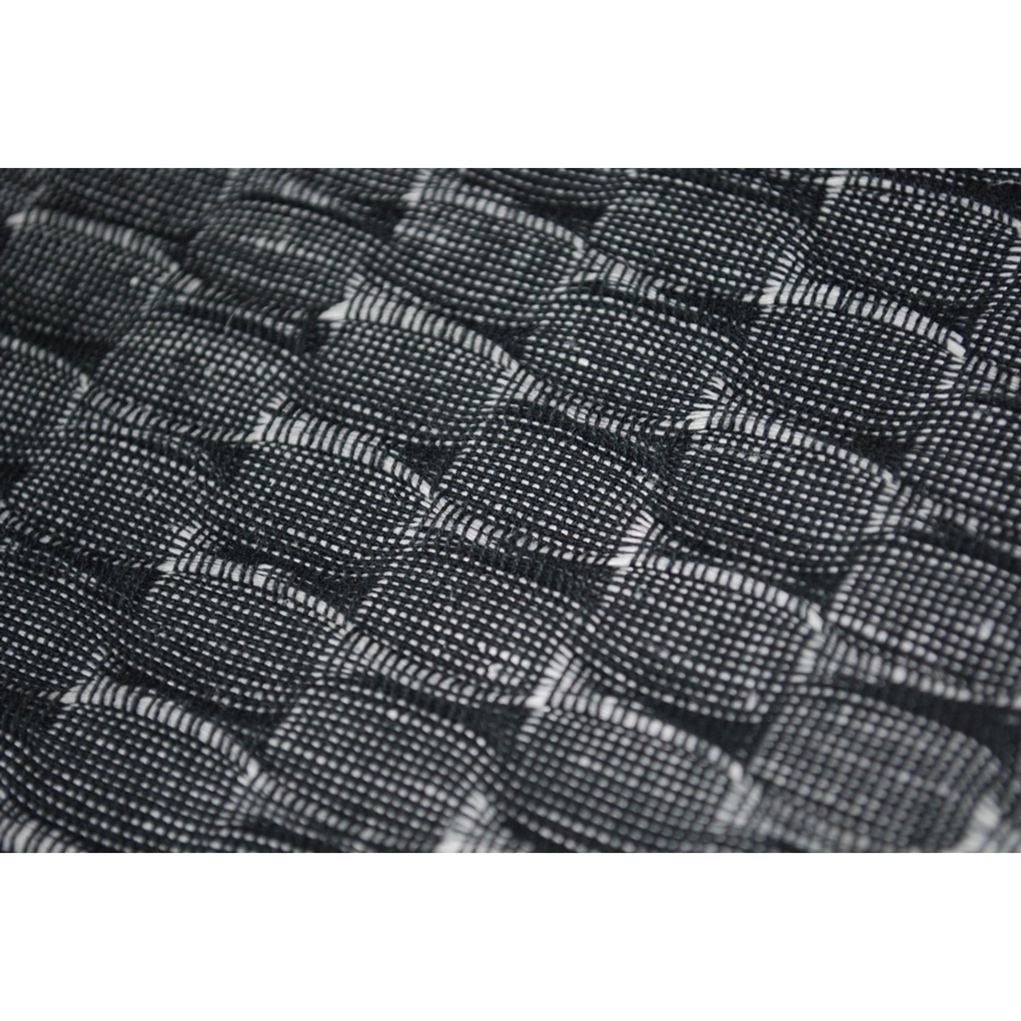 aufbewahrungskorb brotkorb aus stoff in grau. Black Bedroom Furniture Sets. Home Design Ideas