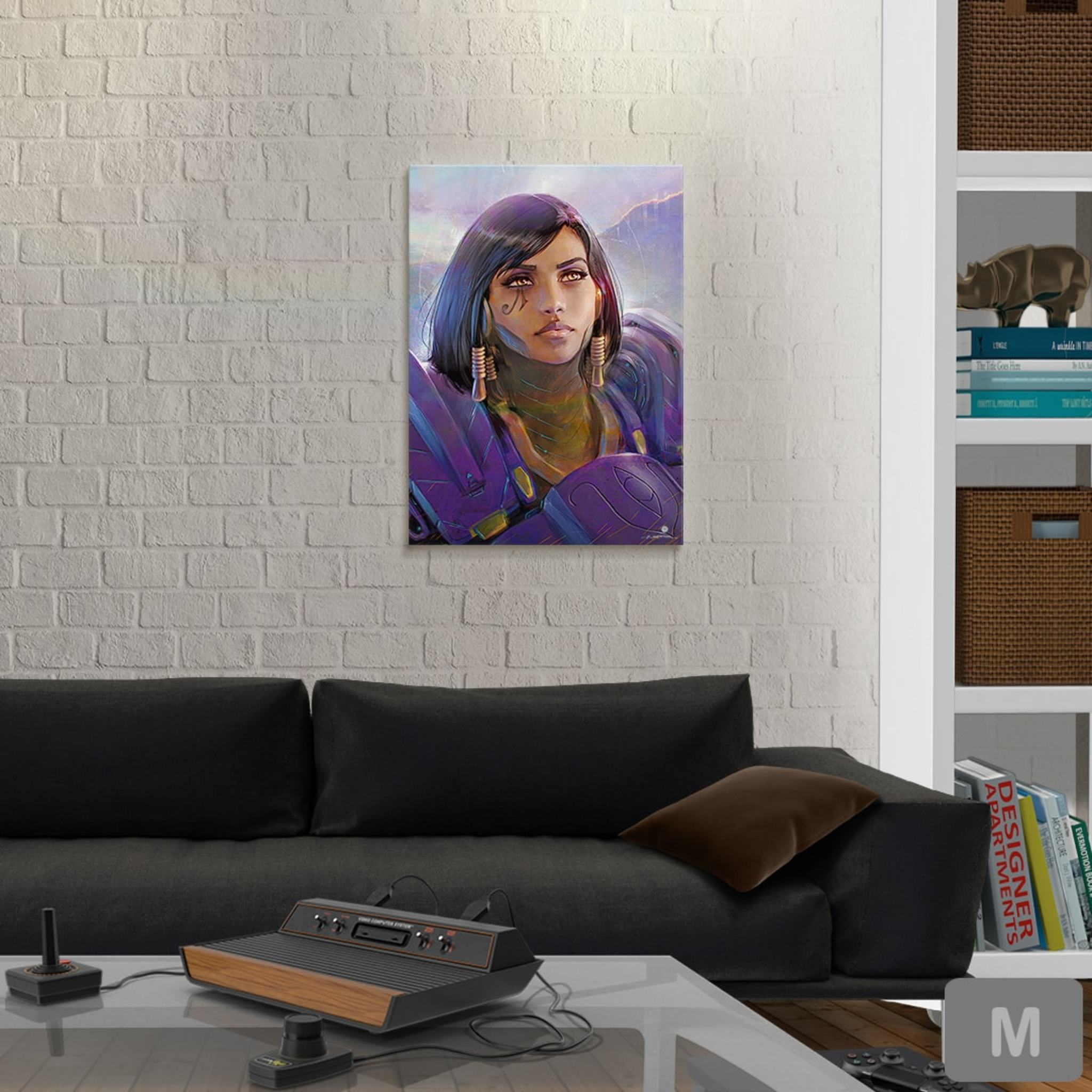 Pharah Portrait