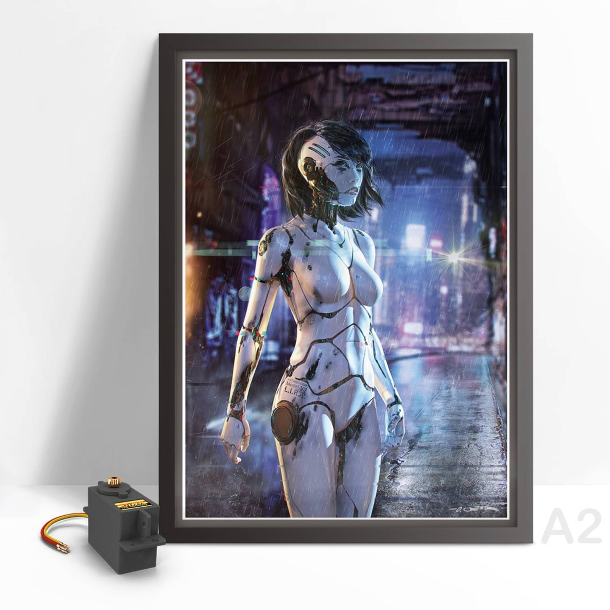 Android Legacy Antares A2 Print