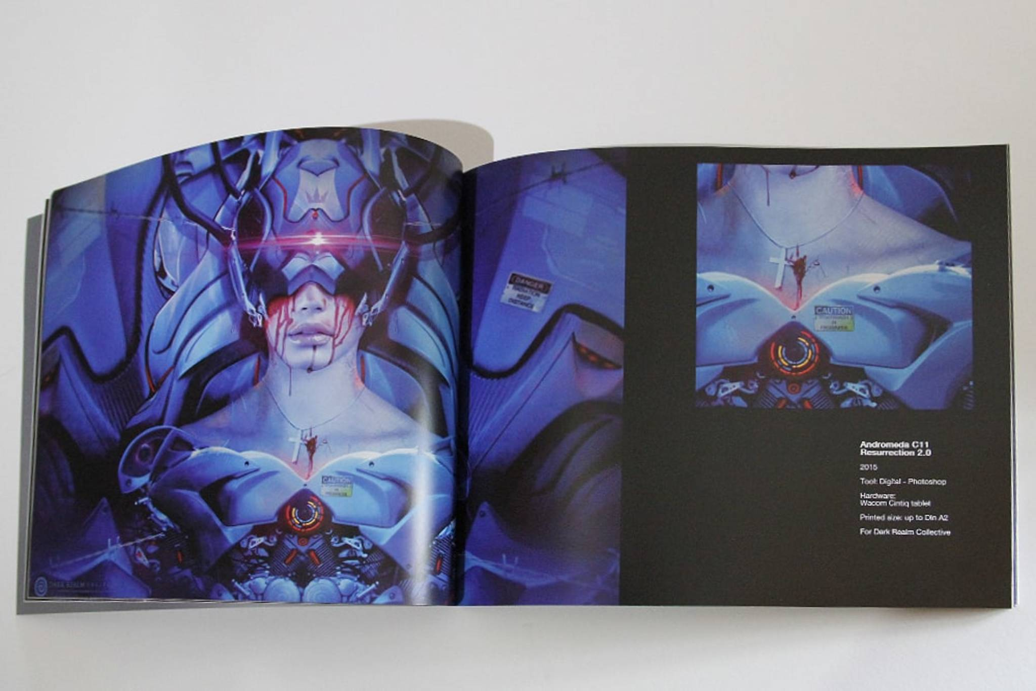 artbook transgenetic metahuman 2
