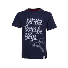 Let The Boys Be Boys T-Shirt (navy)