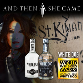 And Then She Came - White Dog |  | Artikelnummer: 500399