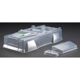 Axial Racing Dingo Truck Body - .040 uncut (Clear) - Body Only AX4010R |  | Artikelnummer: AX4010R