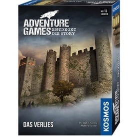 Adventure Games - Das Verlies |  | Artikelnummer: 4002051695088