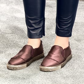 SLIP-ON, bordeaux |  | Artikelnummer: 340100201