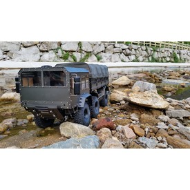 AMXrock Truck Trophy No.6 Scaled Body Metal 6x6 |  | Artikelnummer: 22170