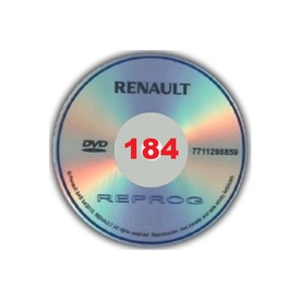 Renault Dacia CanClip 198 + Reprog 184 (06.2020) International, Mehrsprachig mit Keygen. Läuft unter allen Windows Systemen ab Win 7 | inclusive  CanClip Tool 2.6 + Pin Extractor 2 + Immo Code Kalkulator + Keygen | Artikelnummer: 000001169
