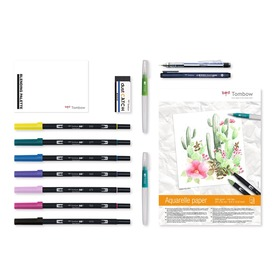 Have Fun @ Home Set Watercoloring |  | Artikelnummer: 3576-3715-2037