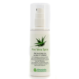 Aloe Vera Spray | After Sun & Body Care | Artikelnummer: 0444