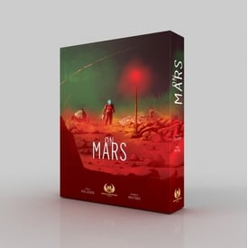 On Mars - Kickstarter Edition |  | Artikelnummer: 609456648226