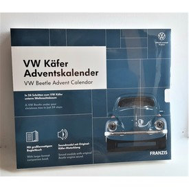 VW-Käfer Adventskalender |  | Artikelnummer: 20201119-1