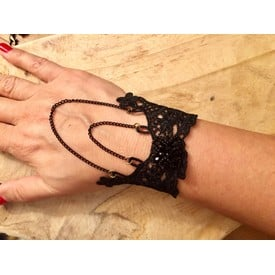 Armband 'Lace Beauty II' |  | Artikelnummer: lace beauty II