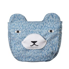 Donna Wilson - Bear Wash Bag | Bären Waschbeutel | Artikelnummer: DW-ST-BAG-Bear