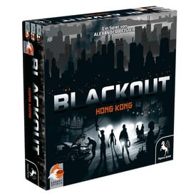 Blackout: Hong Kong |  | Artikelnummer: 4250231716645