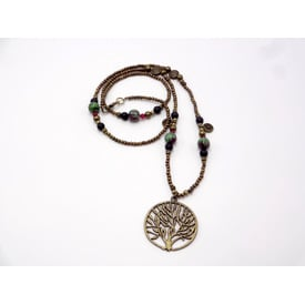 Kette 'Pure Jewels -Tree Of Life' |  | Artikelnummer: tree of life